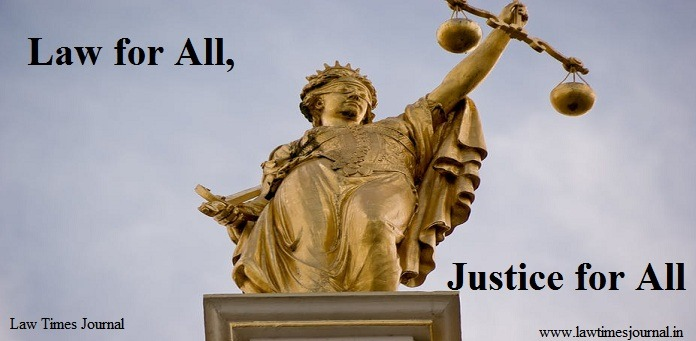 law for all, justice for all