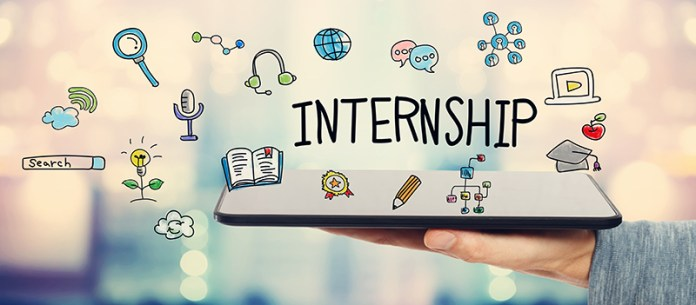 Intern with us