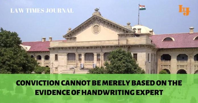 handwriting expert
