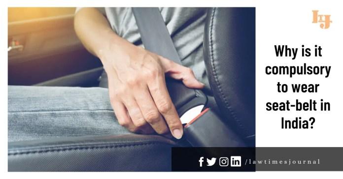 non-wearing of seat-belts