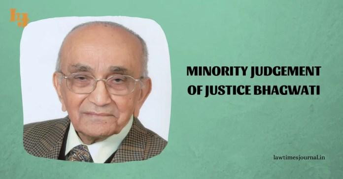 Justice P.N. Bhagwati