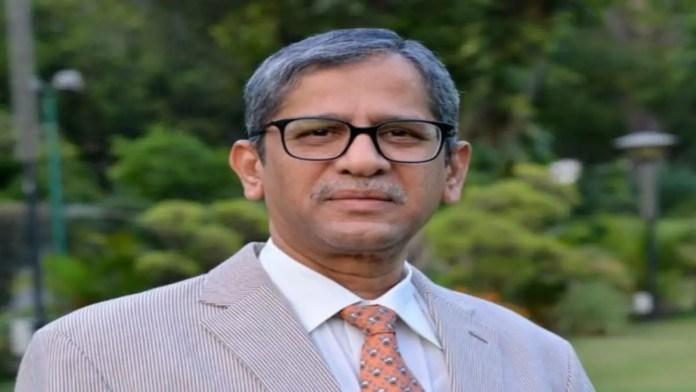 CJI N.V.Ramana