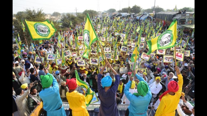Have faith in Judicial System: SC on Farmer Protest