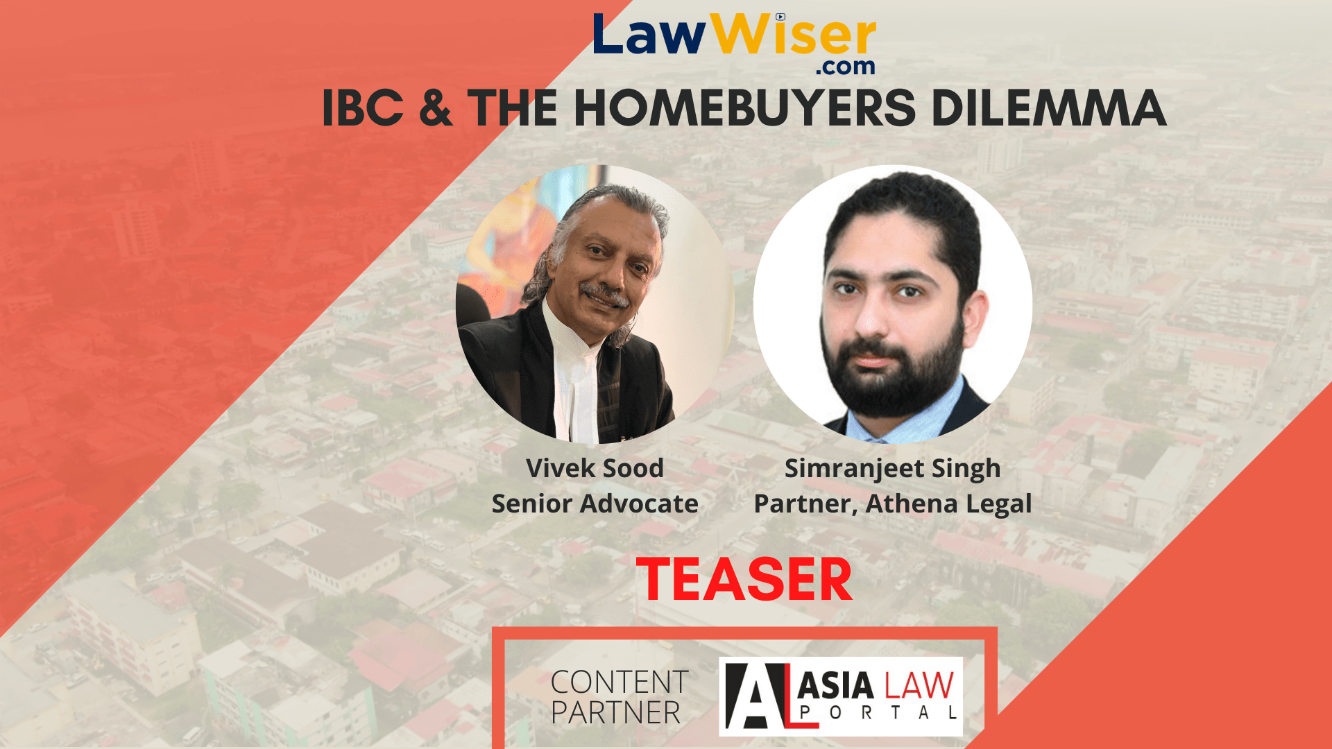 LawWiser | IBC & The Homebuyers Dilemma | Teaser