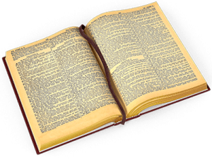 A Bible as a priest served as an expert witness.