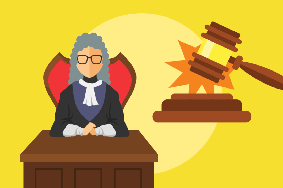 The judge will issue a decision granting your annulment.