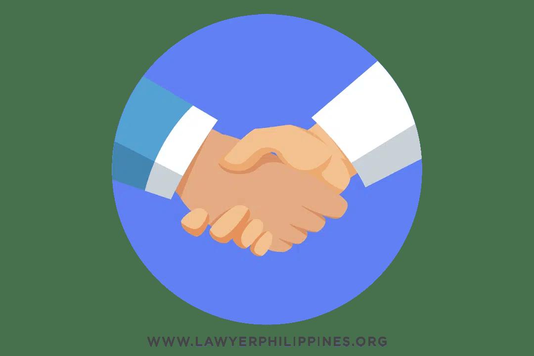 An extrajudicial settlement is an agreement between heirs.