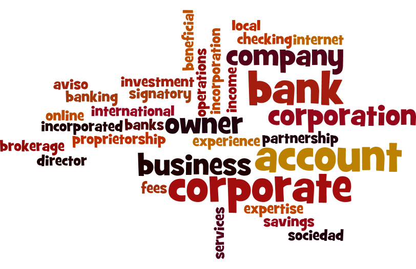 Corporate bank account in Panama: opening and operating