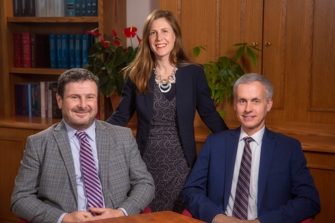 Paradie, Sherman, Walker & Worden - PSWW Legal Team