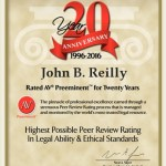 John Reilly & Associates - Legal Strike Force - Top Rated Lawyer for 20 Years