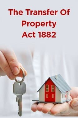 Exchange under the Transfer of Property Act, 1882