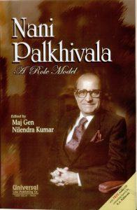 Advocate Nani Palkhivala