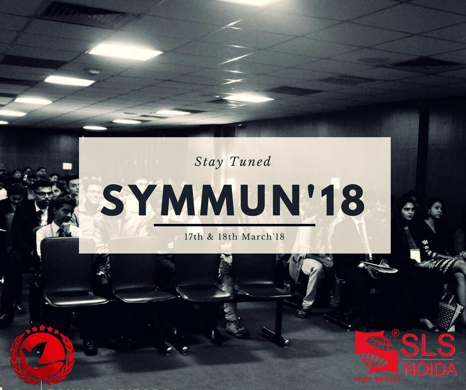 SYMMUN Symbiosis Law School Model United Nations
