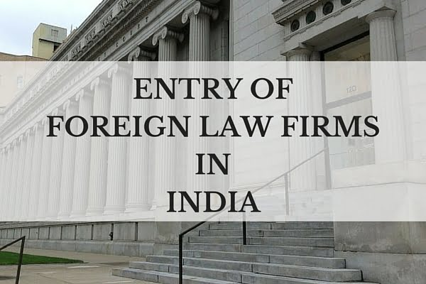 Foreign Law Firms