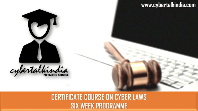 Certificate Course Cybertalkindia