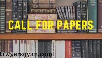 CALL FOR PAPERS- International Journal of Law Management