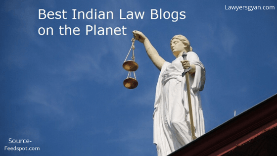 Top Indian Law Blogs