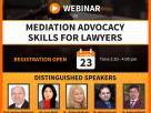 Webinar on Advocacy Skills