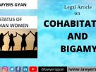 Cohabitation and Bigamy