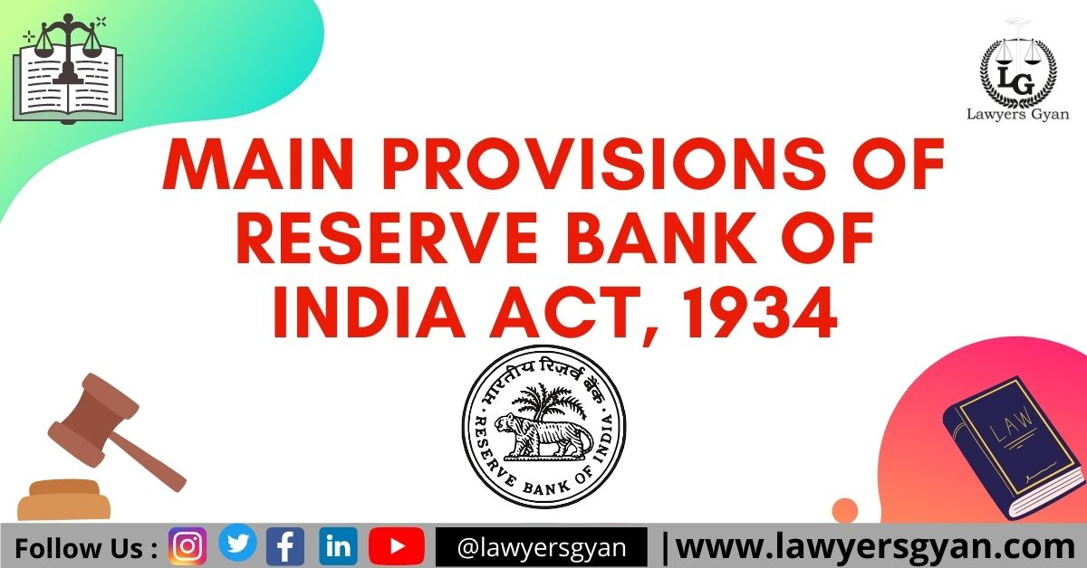 Reserve Bank of India Act