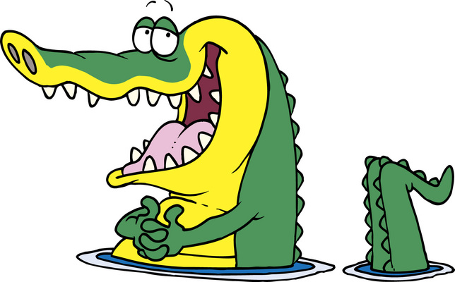 Overwhelmed by alligators or legal research? Here's what to do.