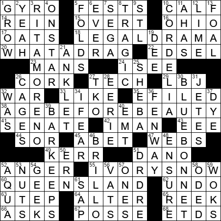 Deborah Of The King And I Crossword