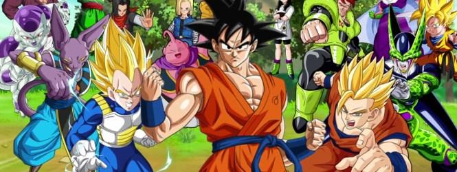 Los 5 juegos de Dragon Ball en el Siglo XXI