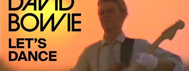 «Let´s Dance» Gracias David Bowie