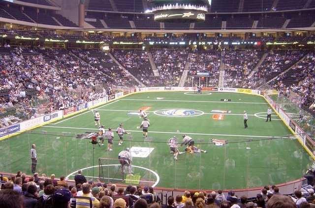 box lacrosse