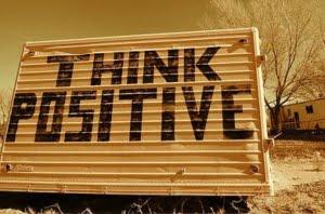 think positive mental attitude
