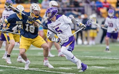 albany lacrosse pregame warm up defense practice drilll