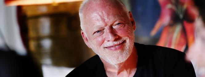 Larga vida a David Gilmour