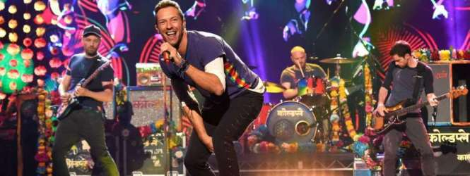 Lo nuevo de Coldplay