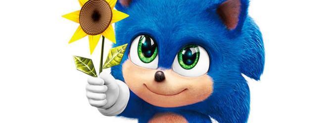Abran paso a baby Sonic