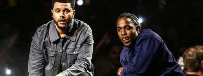 Kendrick Lamar y The Weeknd demandados por plagio