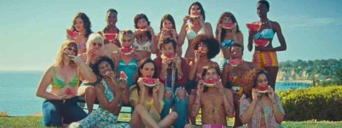 YouTube enloquece con el video de 'Watermelon Sugar', la nueva canción de Harry Styles