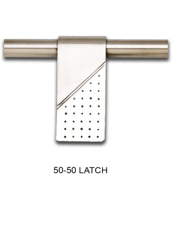 50-50 Latch