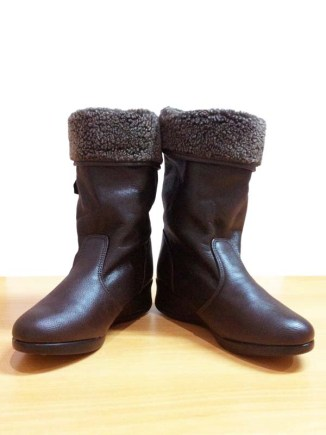Unisex Mid Rise Boots