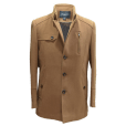 Mens Jacket Vintage Brown