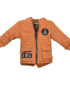Kids Jacket Thickened Outerwear Warm