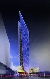 KL Tower. K2LD+C Architects