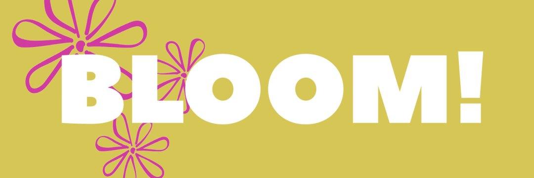BLOOM! Kreative Schreibzeit für Frauen, die aufblühen