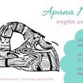 Apana Mudra Entgiften Entschlacken