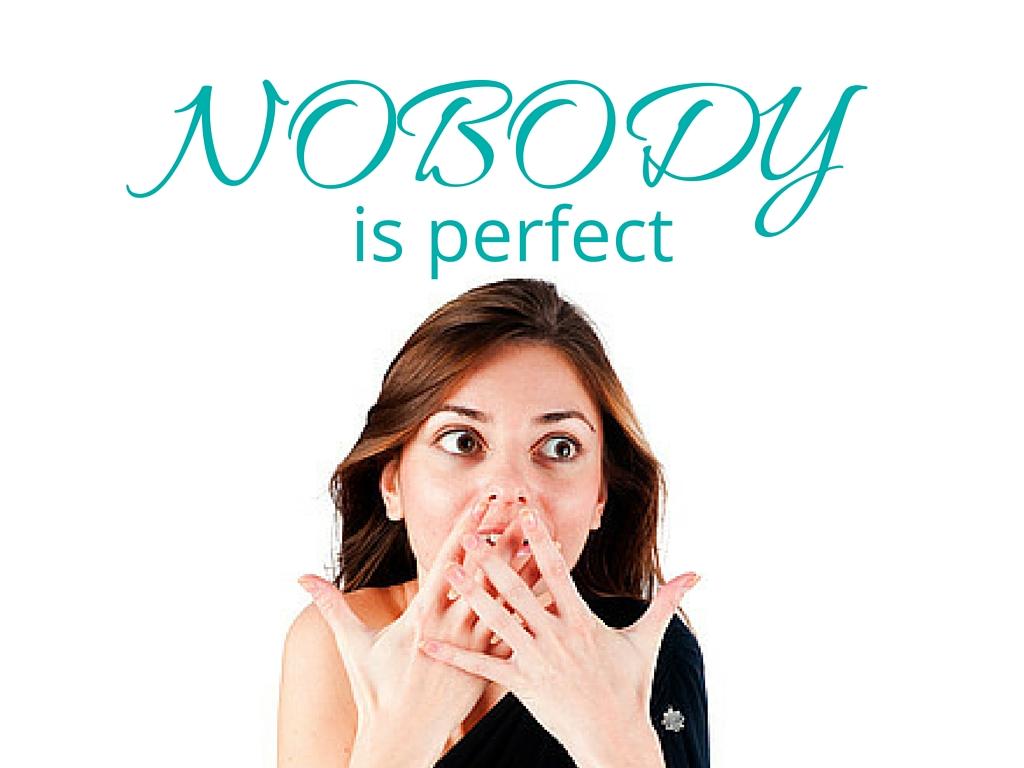 Mute it! Wie du Miss Perfektionista zum SChweigen bringst