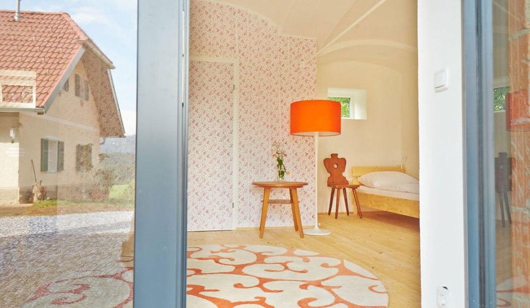 Zimmer im Stierbauerhof