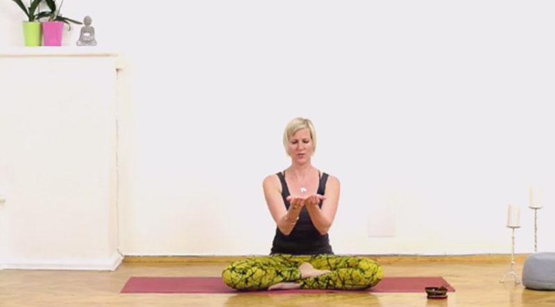 Leer und frei werden mit Mudra-Meditation und Visualisierung