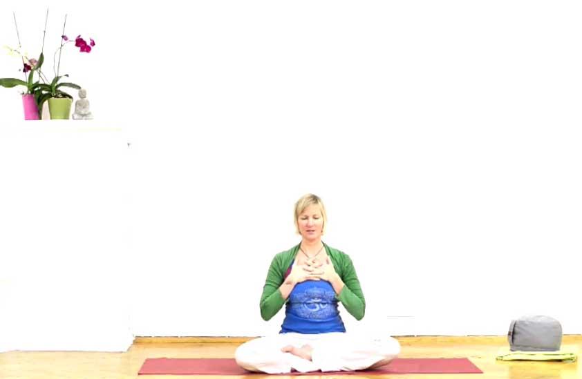 Yogavideo: Loveyourself!