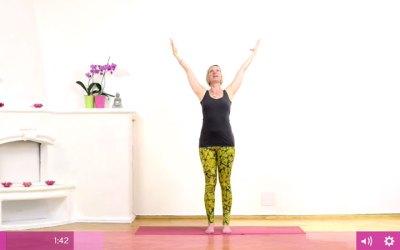 [Yoga-Video]: Ich bin da!