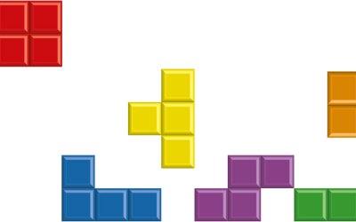 Das Leben ist wie Tetris