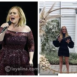 أديل Adele تعلن انفصالها رسمياً عن زوجها وتبدأ إجراءات تقسيم ثروتها